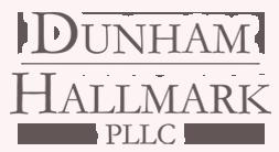 Dunham Hallmark, PLLC Home page.
